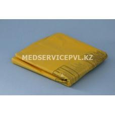 Пакет 60*100 желтый