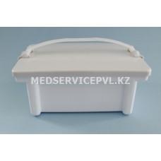 Контейнер полимерный для хим.дезинф. и транспортировки отработ.мед.материалов и инструм.