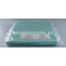 Комплект операционный,стерильный (пл.40г/м2) состав: простыня 200*160-2шт; простыня 140*80-2шт.