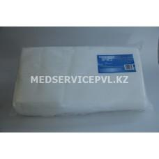 Полотенце малое White line 35*70  белый спанлейс №50